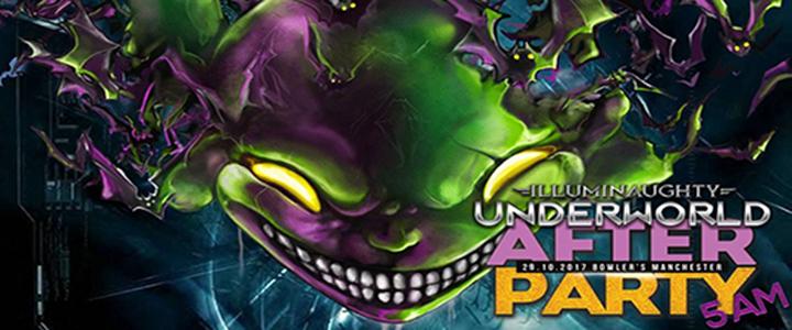 IllumiNaughty presents :  Underworld After Party