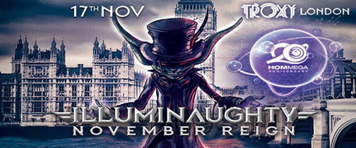 IllumiNaughty presents : November Reign