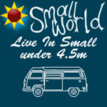 Small World Sumer Festival 2017 <BR><BR> 5 days Small Live-in Vehicle Pass (under 4.5m)