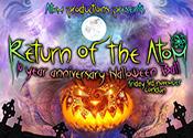 Return of the Atom 10-year Anniversary Halloween Ball
