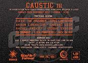 Caustic III