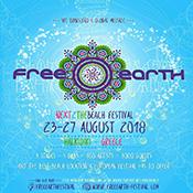 Free Earth Festival 2018