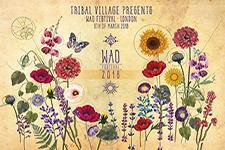 WAO meet Tribal Village - WAO Festival 2018 Teaser Party  London