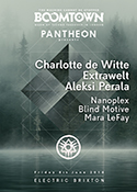 Pantheon presents: Boomtown Warmup Party