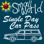 Small World Summer Festival 2018  Day Vehicle Pass (Non Live-in)