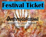 Anthropos Festival Early Bird Tickets
