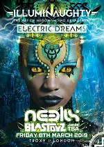 Illuminaughty presents Electric Dreams